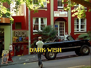 "Title Card for ""Dark Wish""."