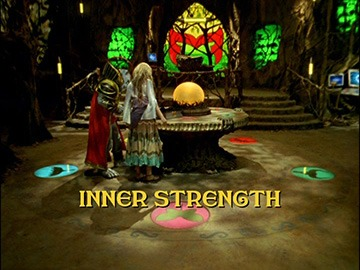 "Episode Title Card for ""Inner Strength"""