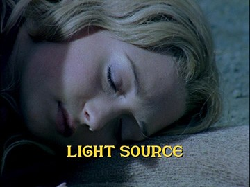 "Episode Title Card for ""Light Source"""
