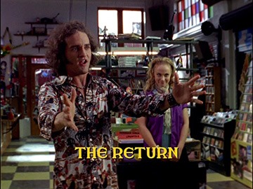 "Title Card for ""The Return""."