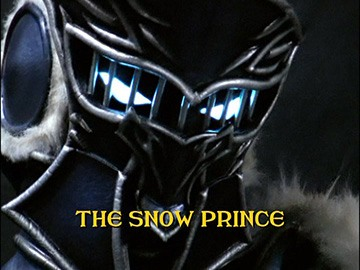 "Episode Title Card for ""The Snow Prince"""
