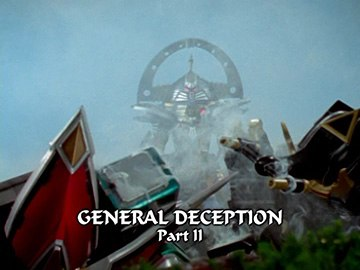"Title Card for ""General Deception Part II""."