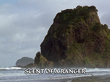 "Title Card for ""Scent of a Ranger""."