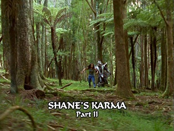 "Episode Title Card for ""Shane's Karma Part II"""