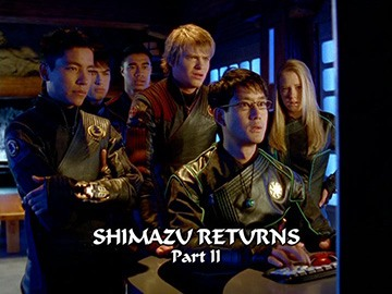 "Episode Title Card for ""Shimazu Returns Part II"""