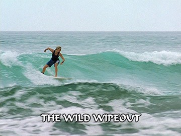 "Episode Title Card for ""The Wild Wipeout"""