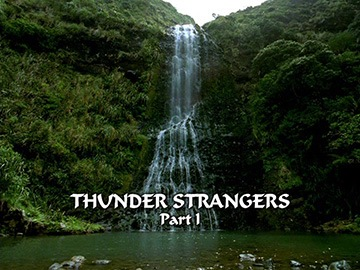 "Episode Title Card for ""Thunder Strangers Part I"""