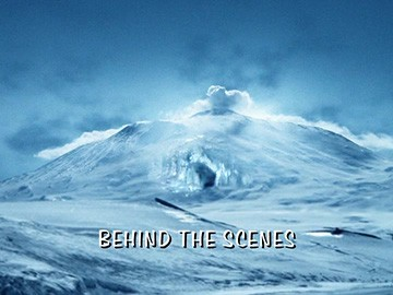 "Title Card for ""Behind the Scenes""."