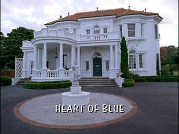 "Episode Title Card for ""Heart of Blue"""