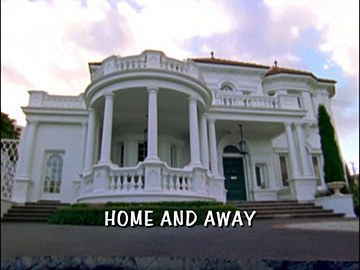"Title Card for ""Home and Away""."