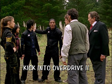 "Episode Title Card for ""Kick into Overdrive II"""