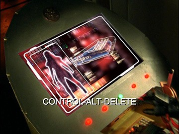 "Title Card for ""Control-Alt-Delete""."