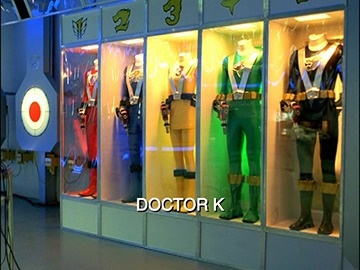 "Episode Title Card for ""Doctor K"""