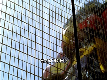 "Title Card for ""Embodied""."