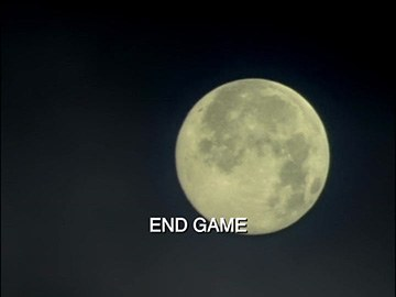 "Episode Title Card for ""End Game""."