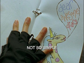 "Episode Title Card for ""Not So Simple"""