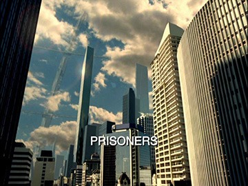 "Episode Title Card for ""Prisoners"""