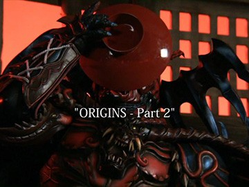 "Episode Title Card for ""Origins - Part 2"""