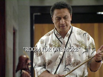 "Episode Title Card for ""Room For One More"""
