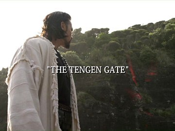 "Episode Title Card for ""The Tengen Gate"""