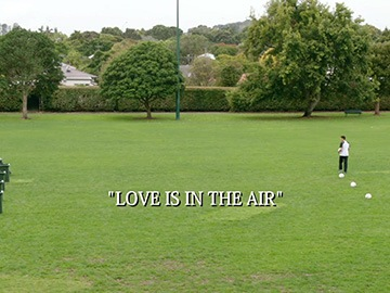 "Episode Title Card for ""Love Is In the Air"""
