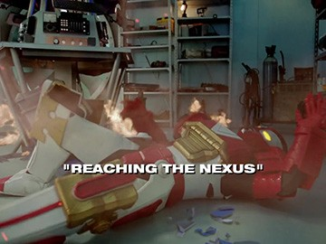 "Title Card for ""Reaching the Nexus""."