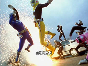 "Title Card for ""Boom""."