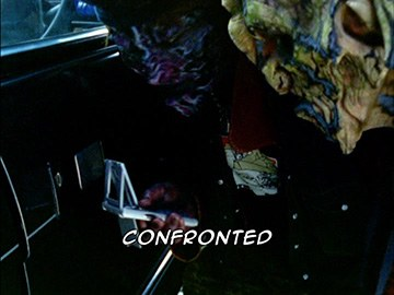 "Title Card for ""Confronted""."