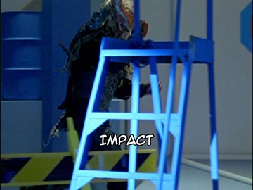 "Episode Title Card for ""Impact"""