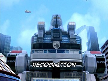 "Episode Title Card for ""Recognition"""