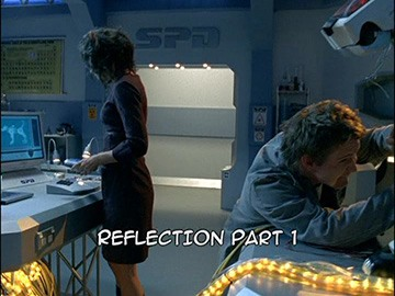 "Episode Title Card for ""Reflection Part 1"""