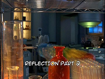 "Title Card for ""Reflection Part 2""."
