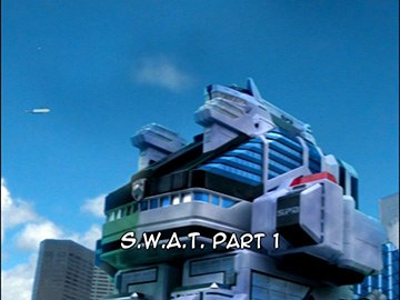 "Title Card for ""S.W.A.T. Part 1""."