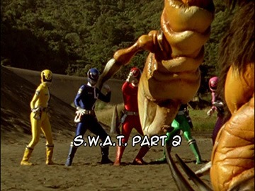 "Title Card for ""S.W.A.T. Part 2""."