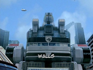 "Title Card for ""Walls""."