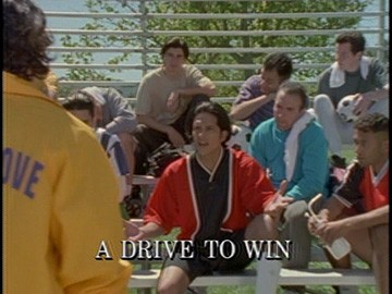"Title Card for ""A Drive to Win""."