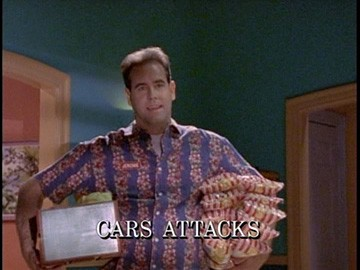 "Title Card for ""Cars Attacks""."