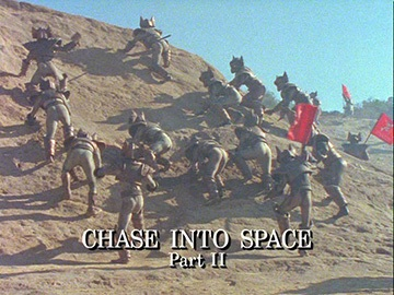 "Episode Title Card for ""Chase into Space Part II"""