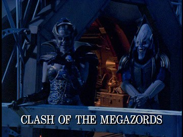 "Episode Title Card for ""Clash of the Megazords"""