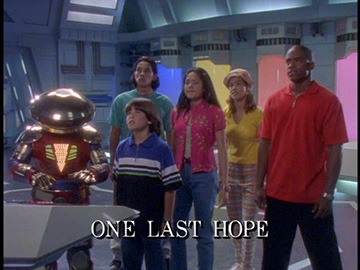 "Title Card for ""One Last Hope""."