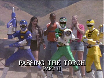 "Episode Title Card for ""Passing the Torch Part II"""