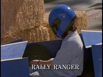 "Episode Title Card for ""Rally Ranger"""