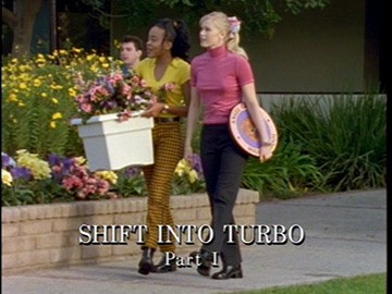"Episode Title Card for ""Shift into Turbo Part I"""