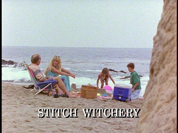 "Episode Title Card for ""Stitch Witchery"""