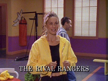"Title Card for ""The Rival Rangers""."