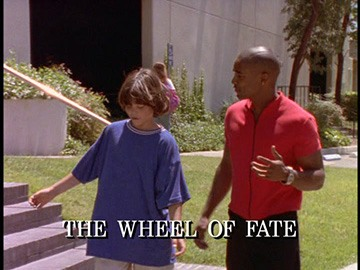 "Episode Title Card for ""The Wheel of Fate"""