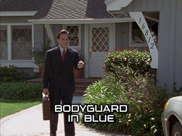 "Episode Title Card for ""Bodyguard in Blue"""