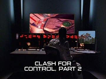 "Episode Title Card for ""Clash for Control, Part 2"""