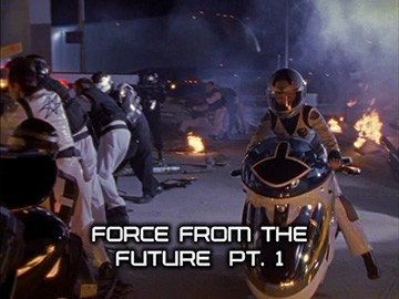 "Title Card for ""Force from the Future Pt. 1""."