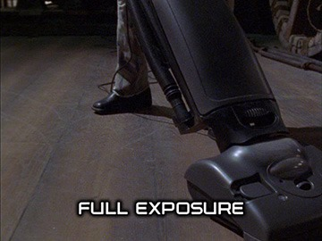 "Title Card for ""Full Exposure""."